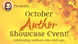 October Showcase - Author