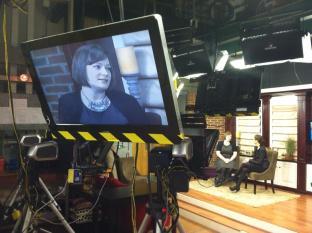 Roanoker Magazine on Fox 21/27 Morning News