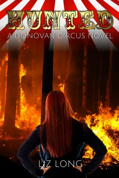 HUNTED Donovan Circus Cover