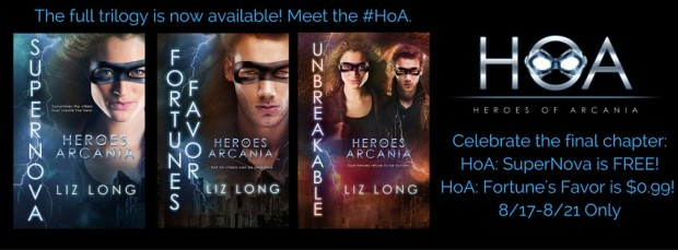 HoA Release Sale FB