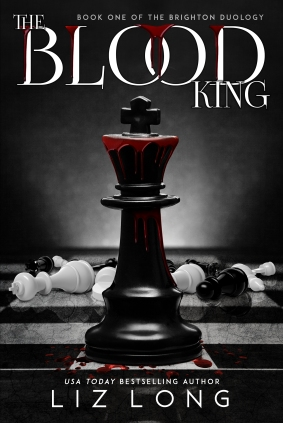 The Blood King Cover