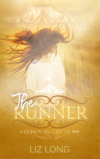 DC Runner Short Cover